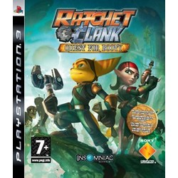 Sony Computer Entertainment Ratchet & Clank Quest for booty - PS3 [Gebruikt]