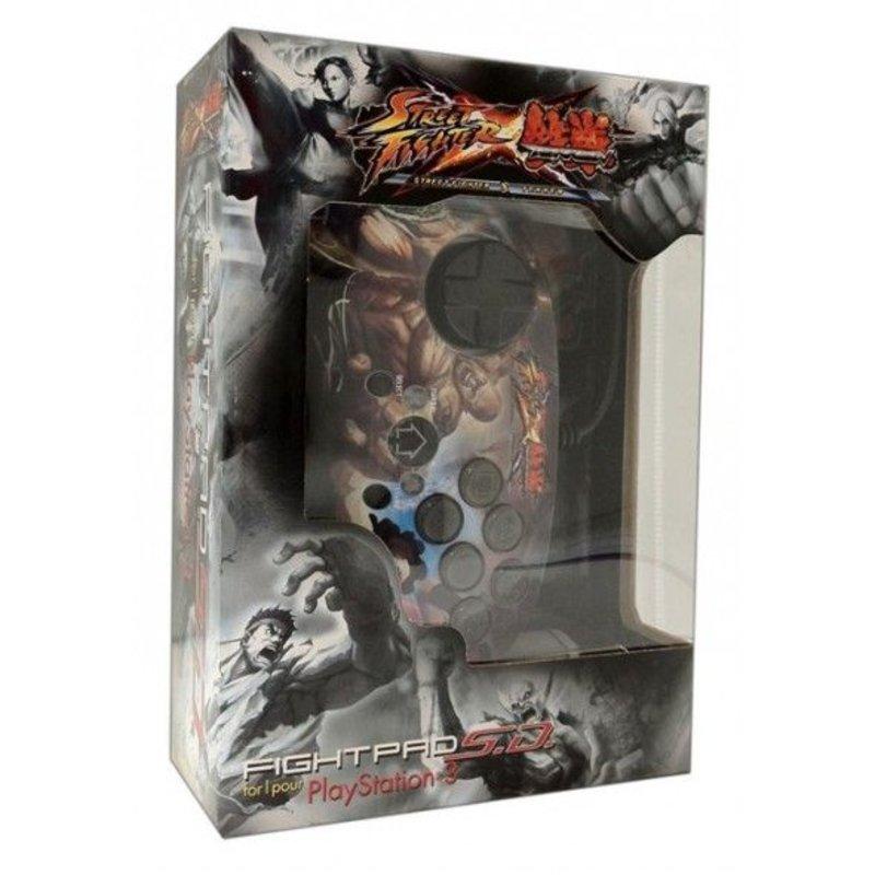 Capcom Sony Street Fighter vs Tekken Controller (Ps3)