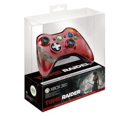 Microsoft Microsoft Wireless Controller Xbox 360 Tomb Raider
