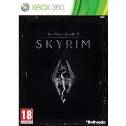 Bethesda The Elder Scrolls V Skyrim - Xbox 360 [Gebruikt]