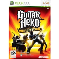 Activision Guitar Hero World Tour - Xbox 360 [Gebruikt]