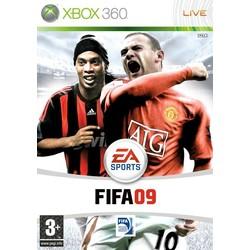 Microsoft Fifa 09 - Xbox 360 [Gebruikt]
