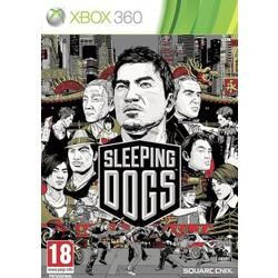 Capcom Sleeping Dogs - Xbox 360 [Gebruikt]