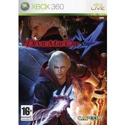 Capcom Devil May Cry 4 (DMC) - Xbox 360 [Gebruikt]