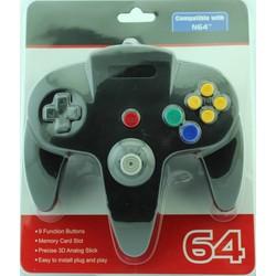 N64 Controller (Zwart)