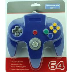 N64 Controller (Blauw)