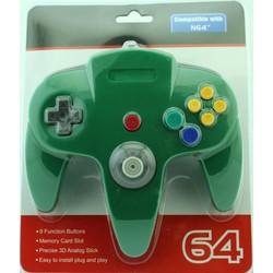 N64 Controller (Groen)