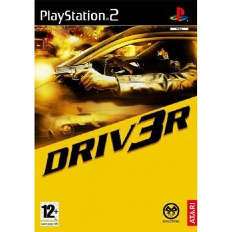 Atari Driver 3 [Gebruikt]