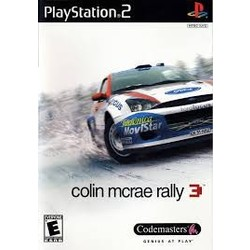 Codemasters Colin Mcrae Rally 3 [Gebruikt]