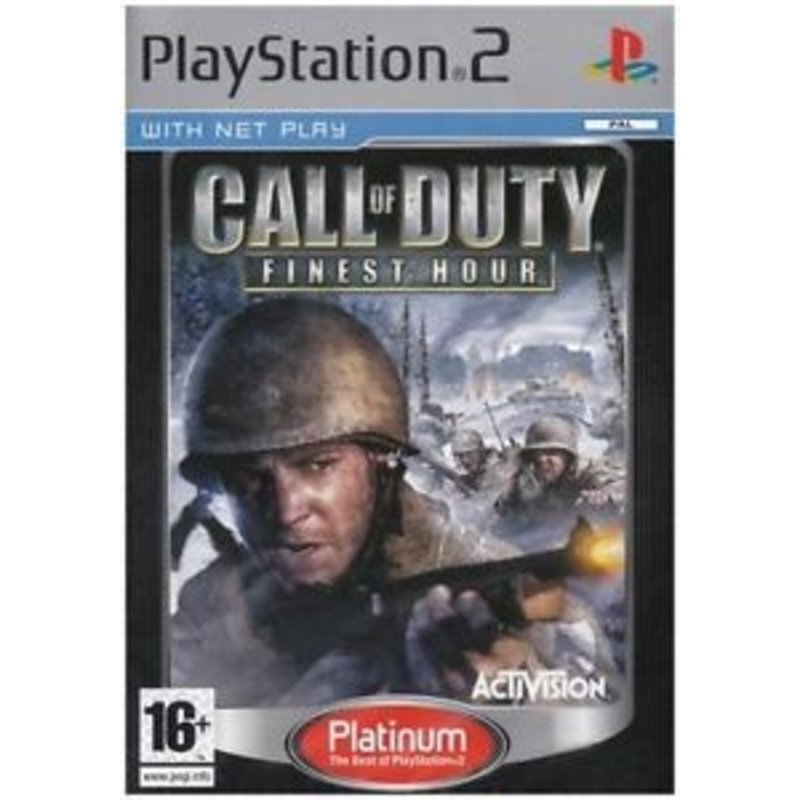 Activision Call Of Duty Finest Hour [Gebruikt]
