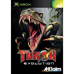 Aklaim Turok Evolution