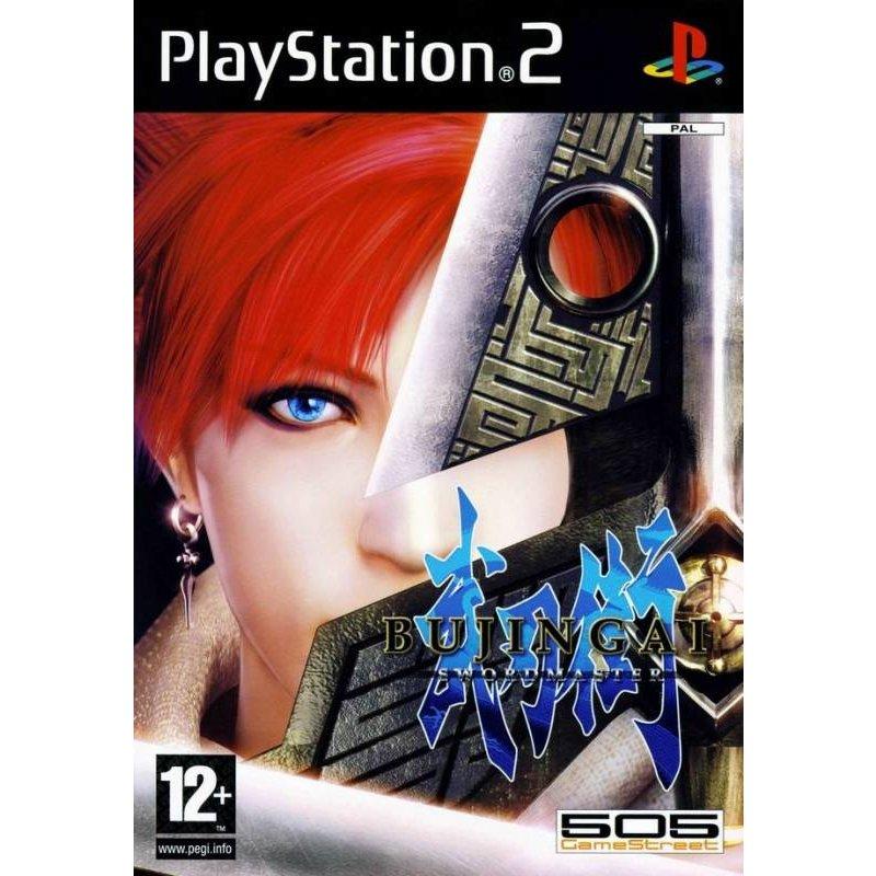 505 Games Bujin Gai Swordmaster [Gebruikt]