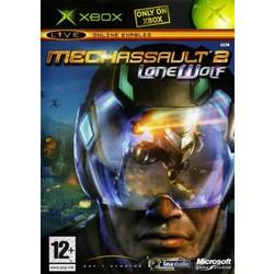 Microsoft Mechassault 2 Lone Wolf