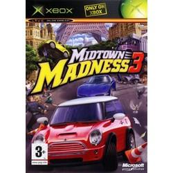 Microsoft Midtown Madness 3