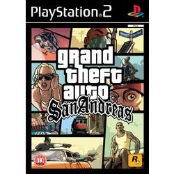 Rockstar Grand Theft Auto San Andreas (GTA) [Gebruikt]