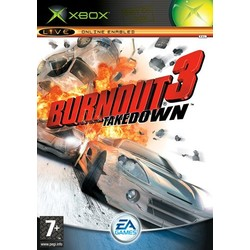 Electronic Arts Burnout 3 Takedown
