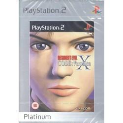 Capcom Resident Evil Code Veronica X [Gebruikt]