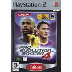 Konami PES 4 (Pro Evolution Soccer 4) [Gebruikt]