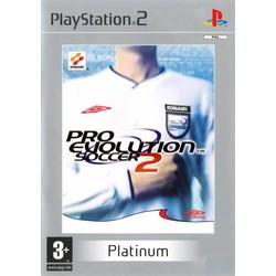 Konami PES 2 (Pro Evolution Soccer 2) [Gebruikt]