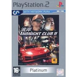 Rockstar Midnight Club 2 (Platinum) [Gebruikt]