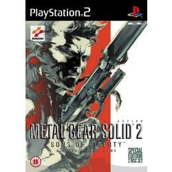 Konami Metal Gear Solid 2 Sons Of Liberty [Gebruikt]