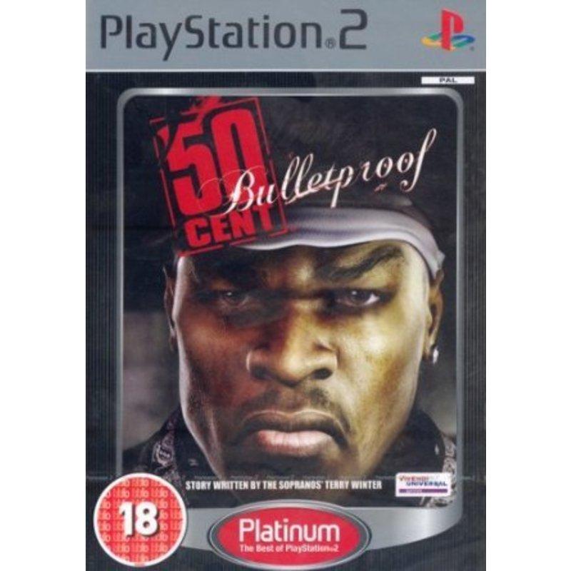 50-Cent Bulletproof [Gebruikt]