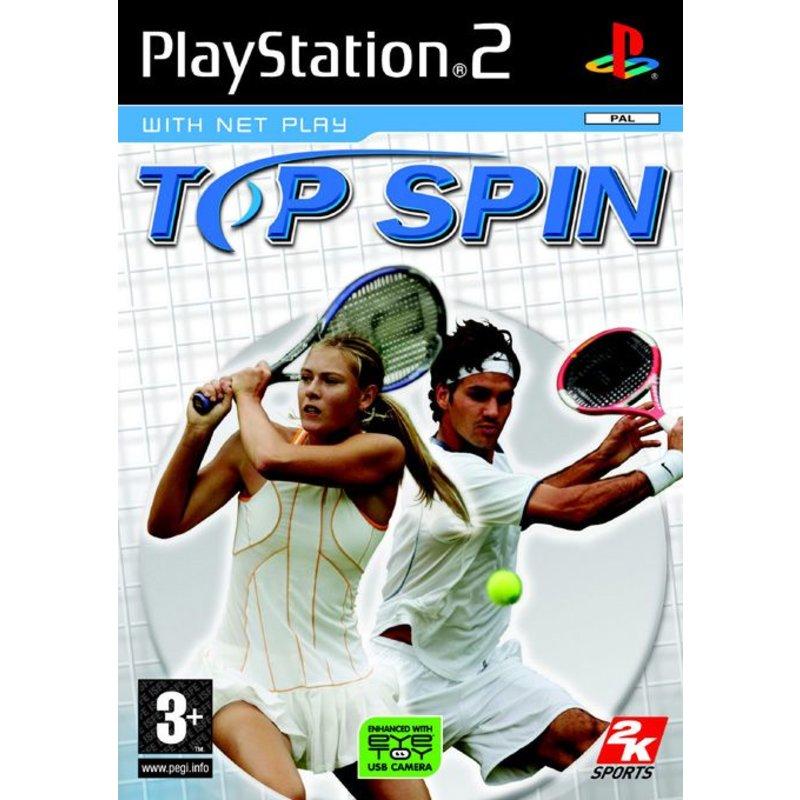 2K Games Top Spin [Gebruikt]
