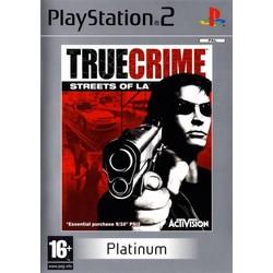 Activision True Crime Streets Of L.A. [Gebruikt]
