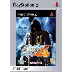 Bandai Namco Tekken 4 [Gebruikt]