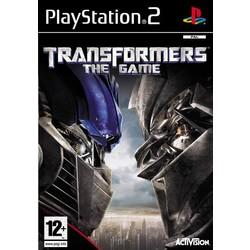 Activision Transformers The Game [Gebruikt]