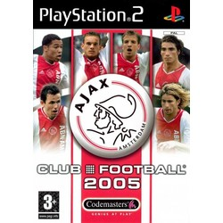 Codemasters Ajax Club Football 2005 [Gebruikt]
