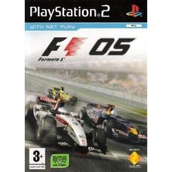 Sony Computer Entertainment Formula One 05 [Gebruikt]