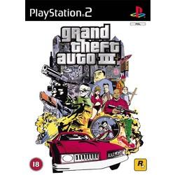 Rockstar Grand Theft Auto III [Gebruikt]