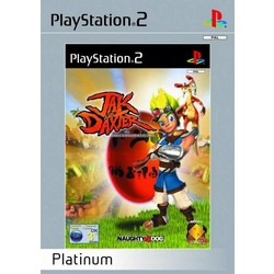 Naughty Dog Jak And Daxter The Precursor Legacy (Platinum) [Gebruikt]