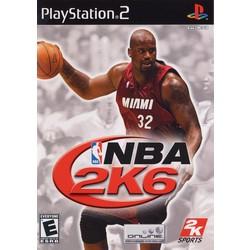 2K Games NBA 2K6 [Gebruikt]