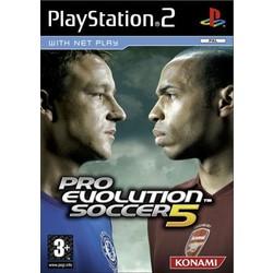 Konami Pro Evolution Soccer 5 (PES 5) [Gebruikt]