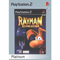 Ubisoft Rayman Revolution (Platinum) [Gebruikt]