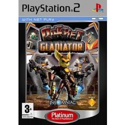 Insomniac Ratchet Gladiator (Platinum) [Gebruikt]