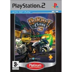 Insomniac Ratchet & Clank 3 (Platinum) [Gebruikt]