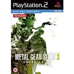 Konami Metal Gear Solid 3 - Snake Eater [Gebruikt]