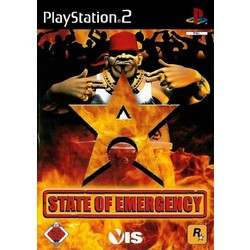 Rockstar State Of Emergency [Gebruikt]