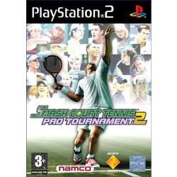 Sony Computer Entertainment Smash Court Tennis - Pro Tournament 2 [Gebruikt]