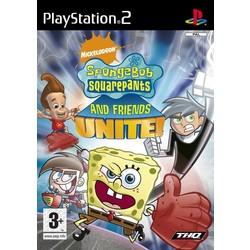 THQ Spongebob SquarePants en zijn vrienden samen staan ze sterk [Gebruikt]