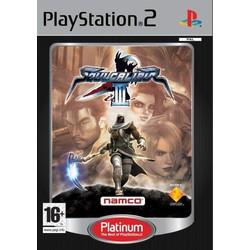 Sony Computer Entertainment Soulcalibur 3 (Platinum) [Gebruikt]