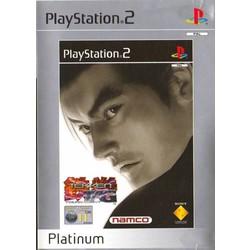 Sony Computer Entertainment Tekken Tag Tournament (Platinum) [Gebruikt]