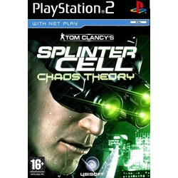 Ubisoft Tom Clancy's Splinter Cell Chaos Theory [Gebruikt]