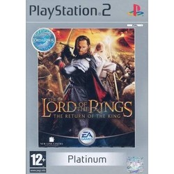 Electronic Arts The Lord Of The Rings - The Return Of The King (Platinum) [Gebruikt]