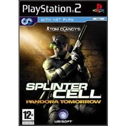 Ubisoft Tom Clancy's Splinter Cell - Pandora Tomorrow [Gebruikt]
