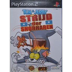 Warner Bros. Tom & Jerry Strijd Der Snorharen [Gebruikt]