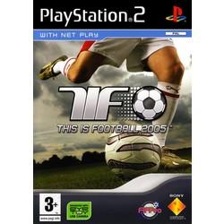 Sony Computer Entertainment TIF - This Is Football 2005 [Gebruikt]